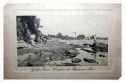 Vue depuis Bijou Plage