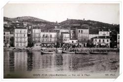 Le débarcadère et une partie de la maison Dalmas pour les initiés...