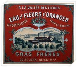 GRAS Frères Parfumeurs - Distillateurs à Golfe-Juan