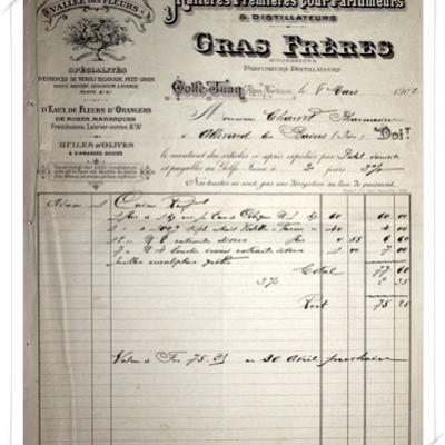 Documents divers sur Golfe-Juan