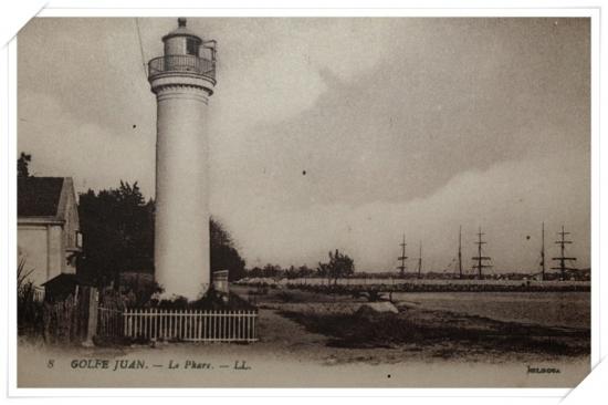 L'ancien phare