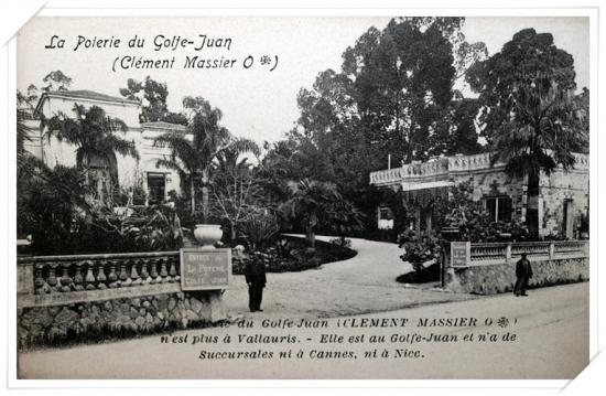 La poterie Clément Massier