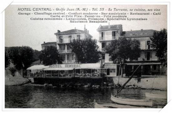 L'Hôtel le Central