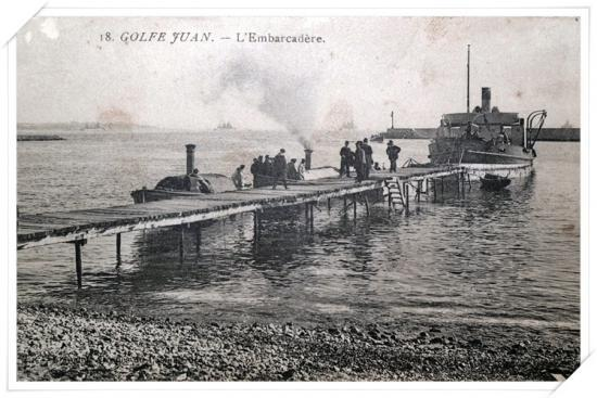 L'embarcadère ou le débarcadère ...