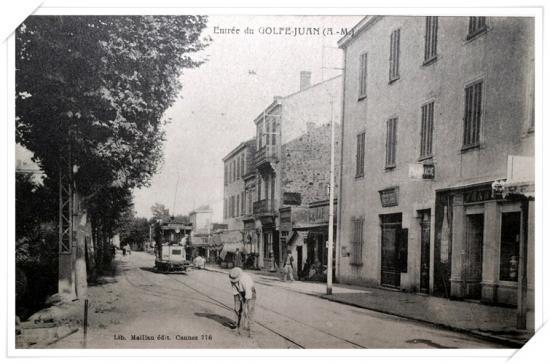 L'avenue de la LIberté