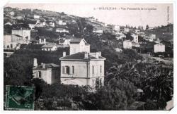 Angle de vue assez rare de la colline. Quelqu'un reconnait cette maison ???