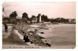 La plage de ''Golfe'' bien rocailleuse à ses origines !!