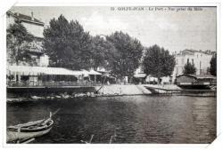 Les 1ères terrasses suspendues apparaissent fin des années 20