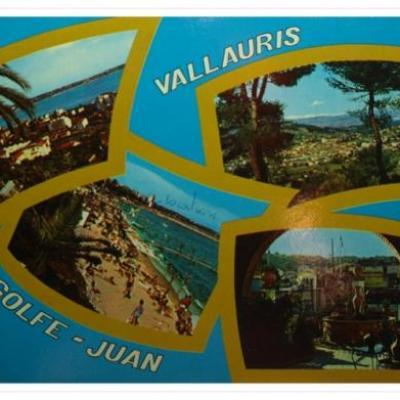 Les Cartes Postales souvenirs multivues
