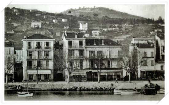 L'Hôtel le Central avant son changement de nom