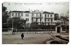 Le Grand Hôtelde la PLage - Riviera